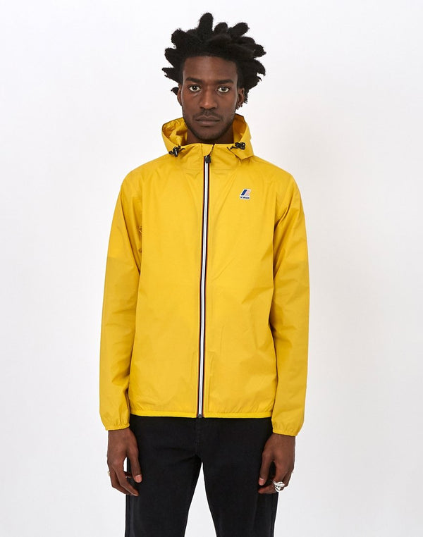 K-Way - Le Vrai 3.0 Claude Jacket Yellow