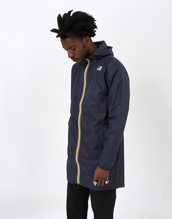 K-Way - Le Vrai 3.0 Eiffel Jacket Blue