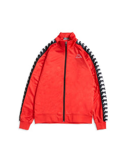 Kappa - Anniston Jacket Dark Red & Black