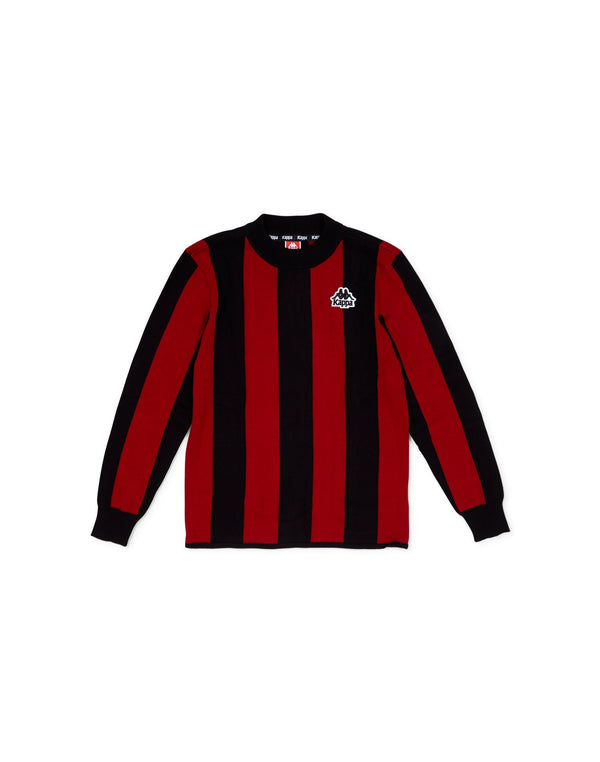 Kappa - Ayrone Jersey Red & Black