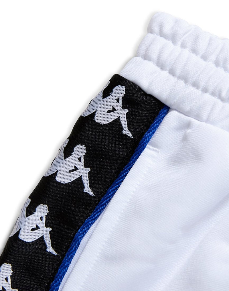 Kappa - Cole Shorts White & Black