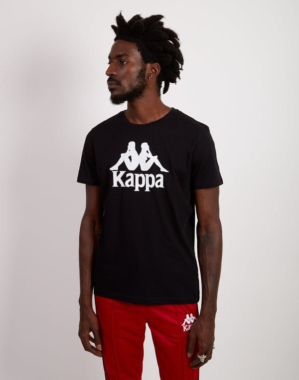 Kappa - Estessi T-Shirt Black & White
