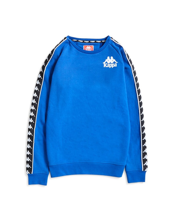 Kappa - Hassan Sweatshirt Blue & Black