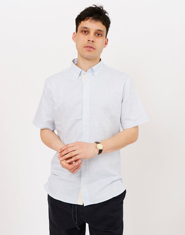 Kestin Hare - Applecross Shirt Blue