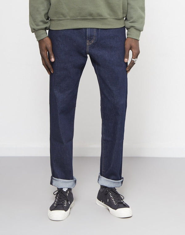 Levi's - 502 Regular Taper Chain Rinse Jean Blue