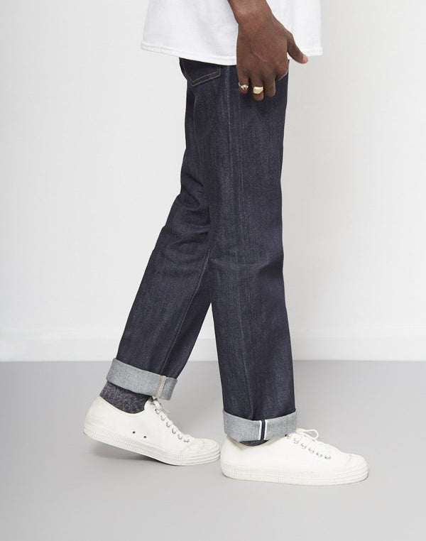 "Levi's - Vintage Clothing 1967 505â""¢ Jeans Rigid Blue"
