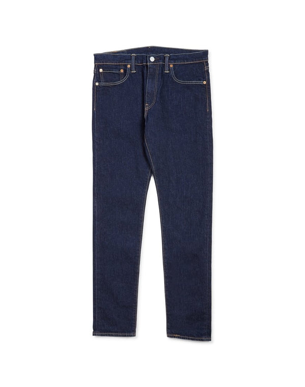 Levi's - Red Tab 512 Slim Taper Fit Jeans Dark Blue