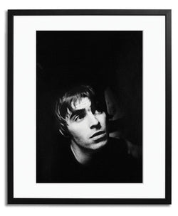 Sonic Editions - Liam 50x40cm Black