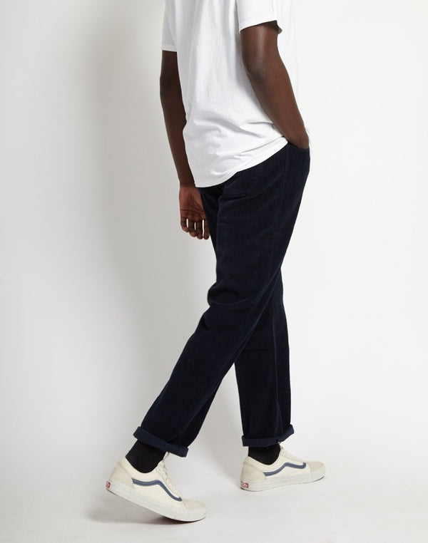 Lois Jeans - New Dallas Jumbo Cord Pant Navy