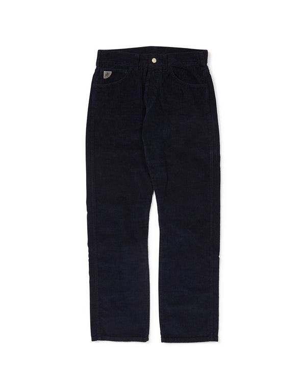 Lois Jeans - New Dallas Jumbo Cord Trousers Navy