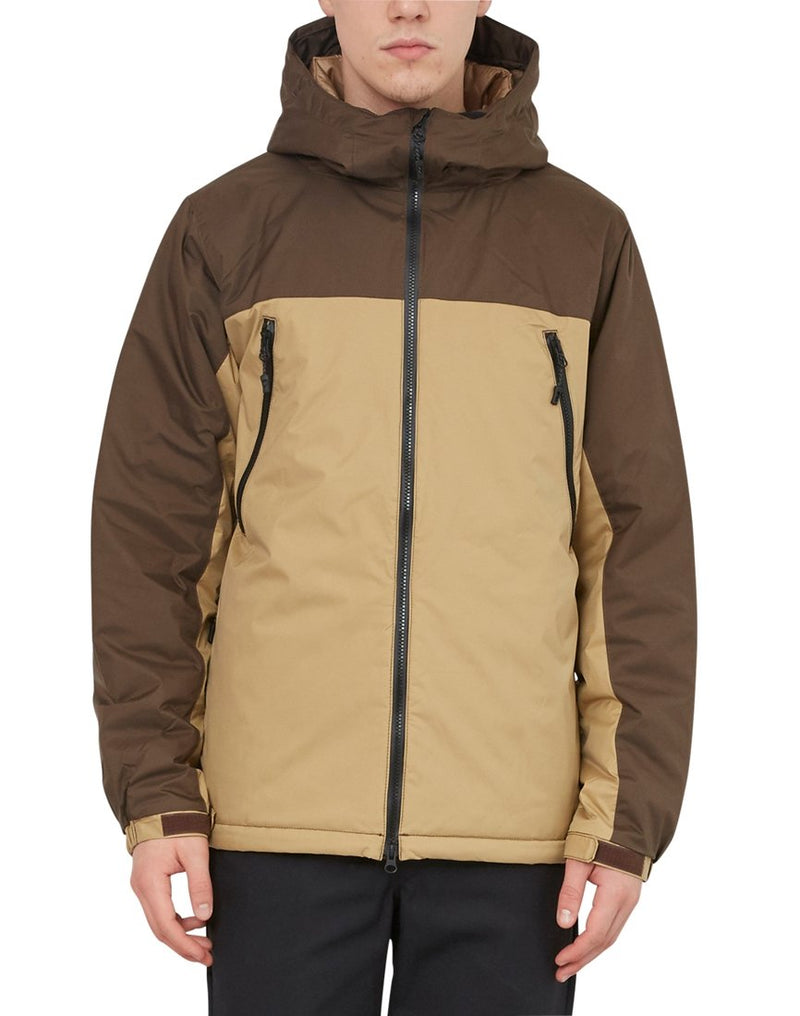 Manastash - 2.5 Layer P-100 Jacket Brown