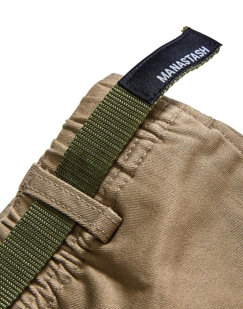 Manastash - Flex Climb Trousers Khaki