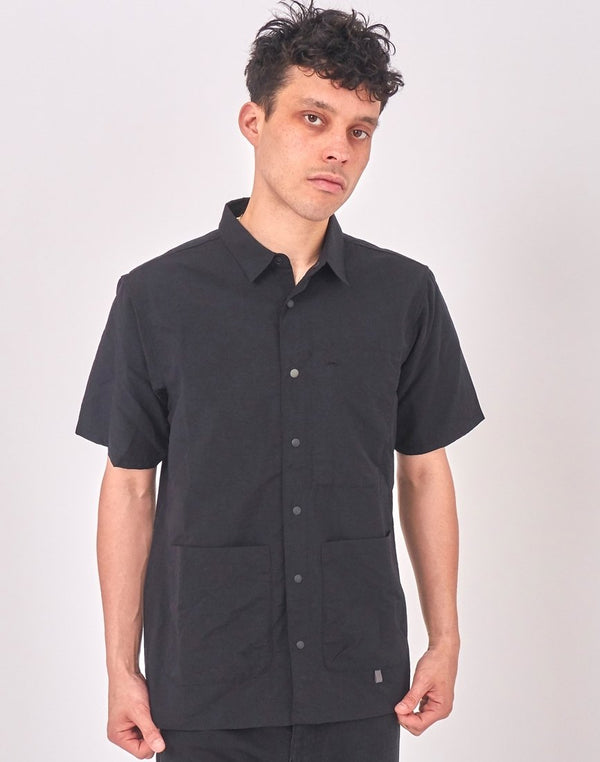 Manastash - River Shirt Black