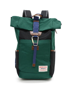 Master-Piece - Link Roll Top Backpack Green