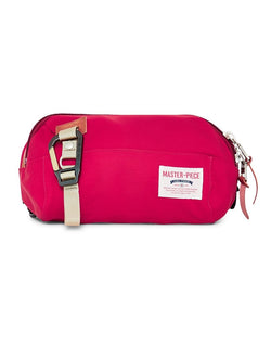 Master-Piece - Link Waist Bag Red