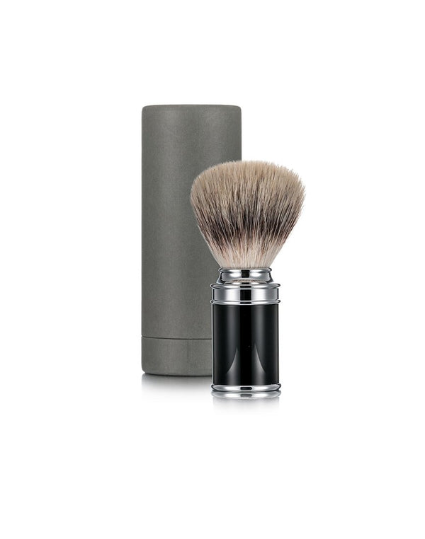 Muhle - Traditional - Black Silvertip Badger Shaving Brush