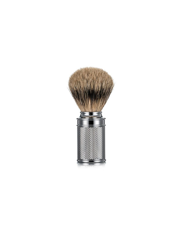 Muhle - Chrome Silvertip Badger Shaving Brush
