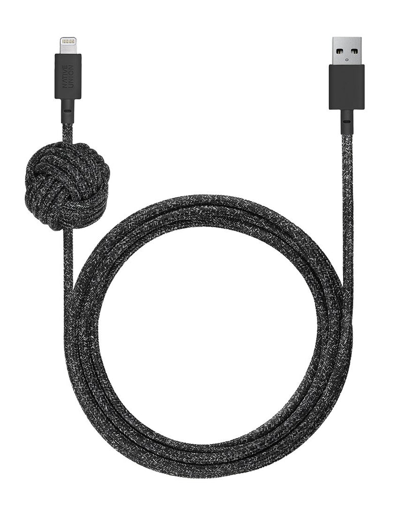 Native Union - Night Cable Cosmos Black