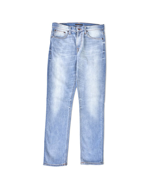 Nudie Jeans Co - Lean Dean Lost Legend Jeans Blue