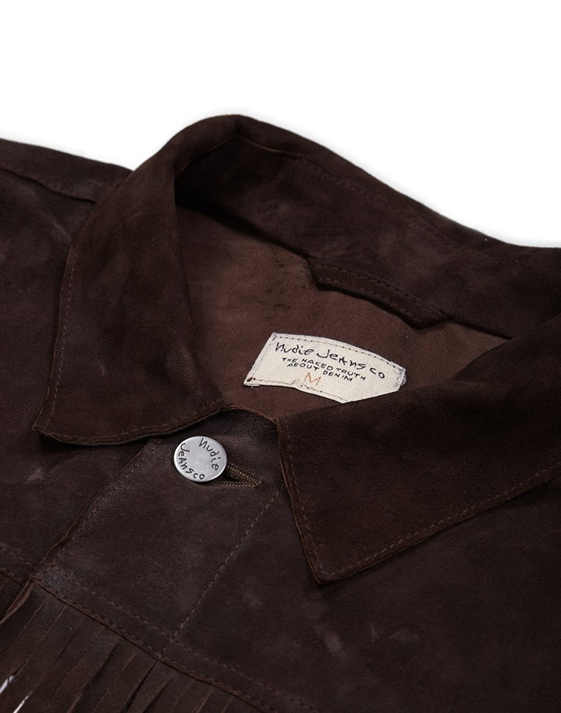 Nudie Jeans Co - Ronny Jacket Brown
