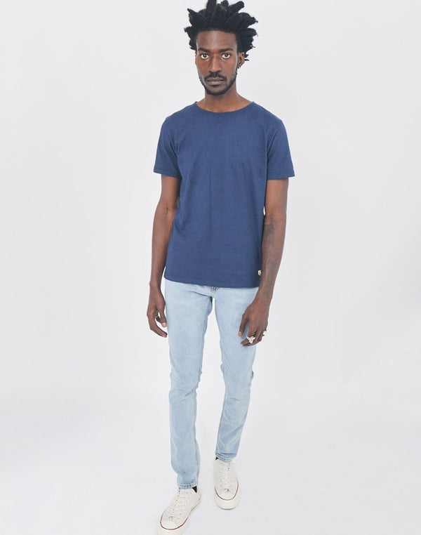 Nudie Jeans Co - Skinny Lin Summer Breeze Blue