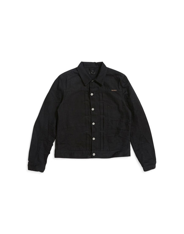Nudie Jeans Co - Sonny Dry Denim Jacket Black