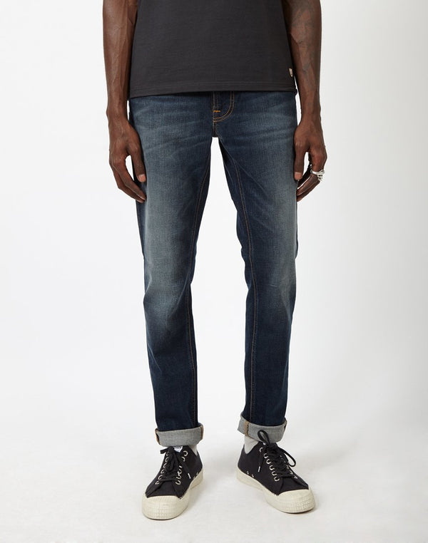 Nudie Jeans Co - Lean Dean Jeans Dark Blues