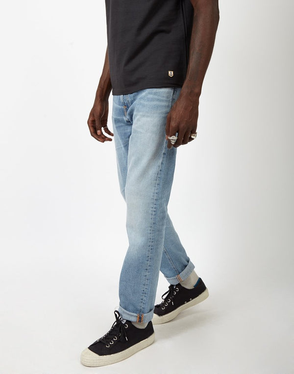 Nudie Jeans Co - Lean Dean Jeans Joshua Worn