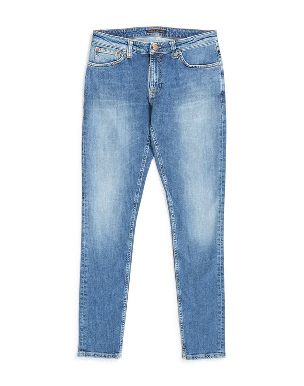 Nudie Jeans Co - Skinny Lin Celestial Jeans Blue