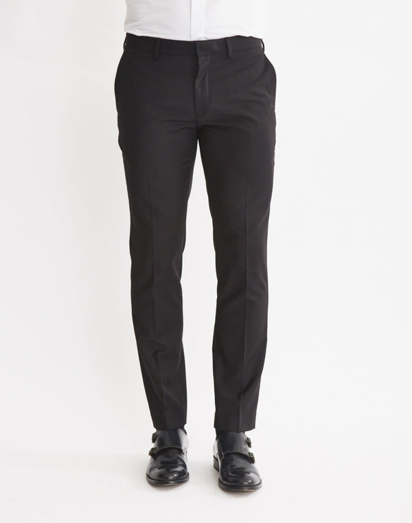 Only & Sons - Mens Smart Trouser Black