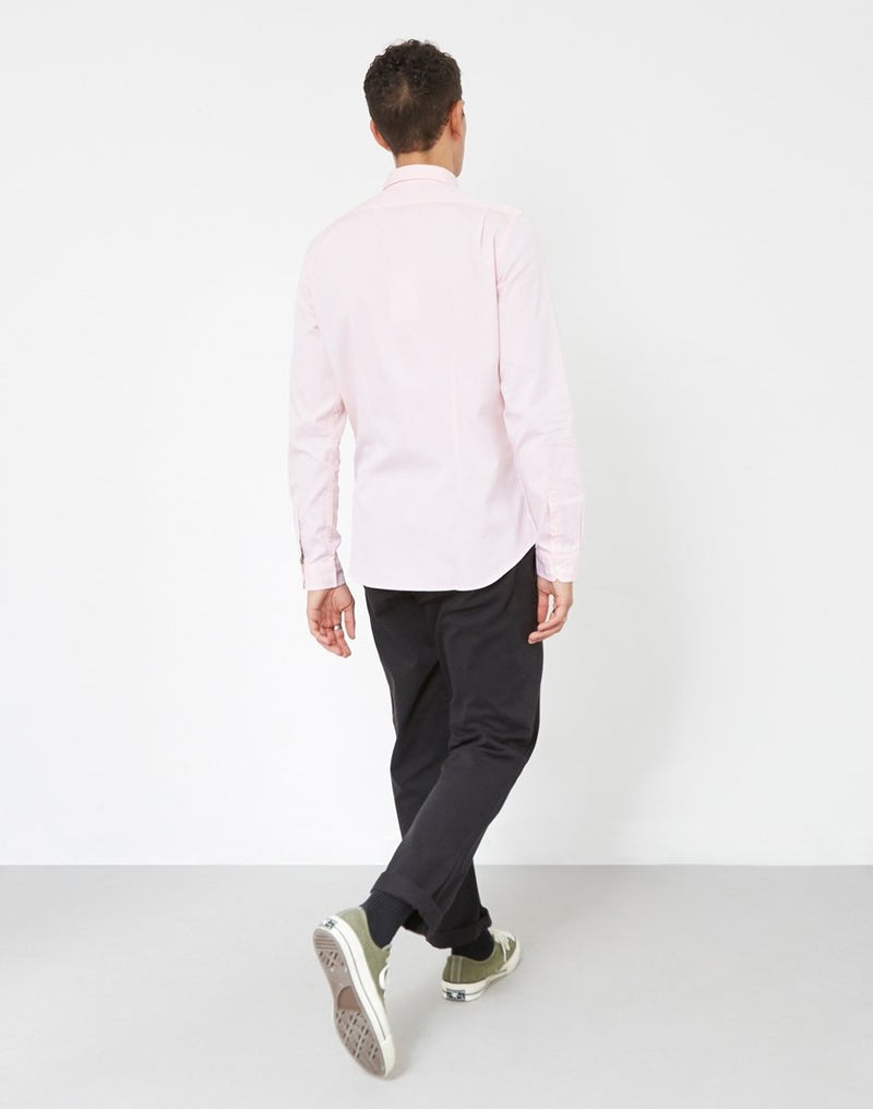 Paul Smith - Slim Fit Long Sleeve Shirt Light Pink