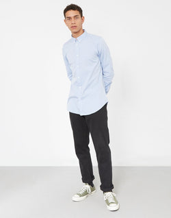 Paul Smith - Tailored Long Sleeve Shirt Light Blue