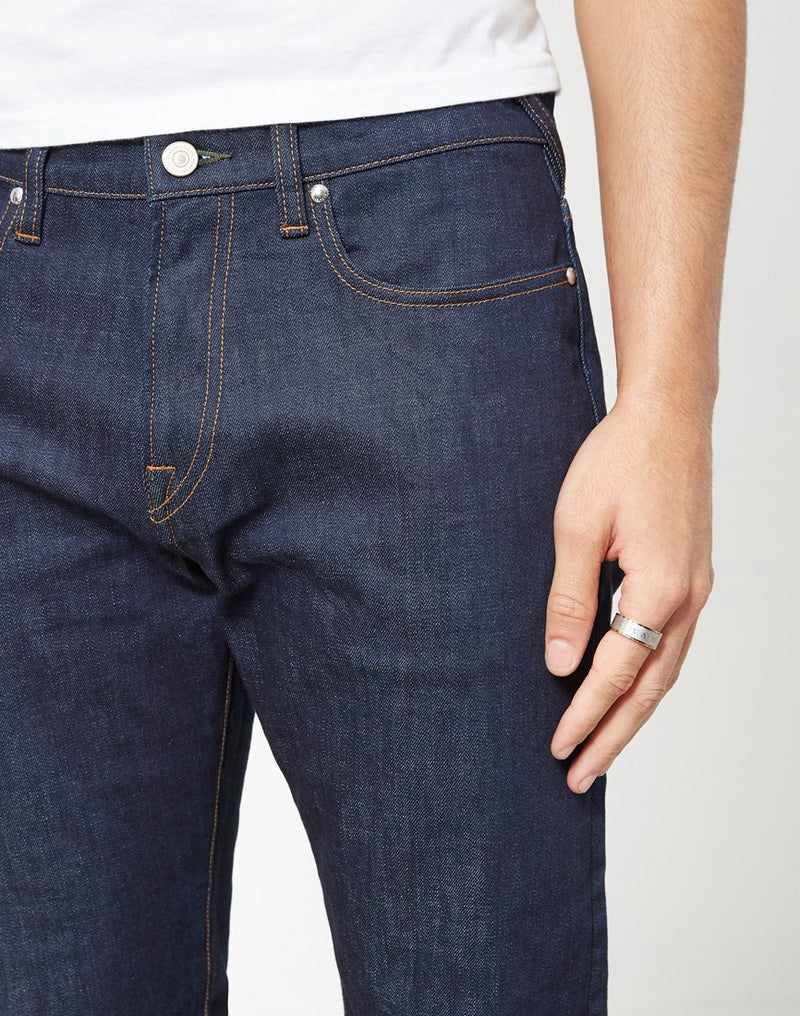 Paul Smith - Tapered Fit Jeans Rinse Cross Hatch