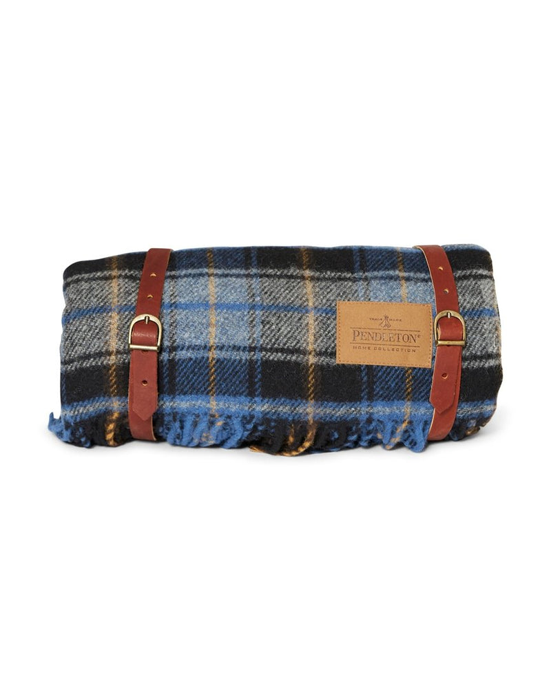 Pendleton - Motor Robes Blanket Blue