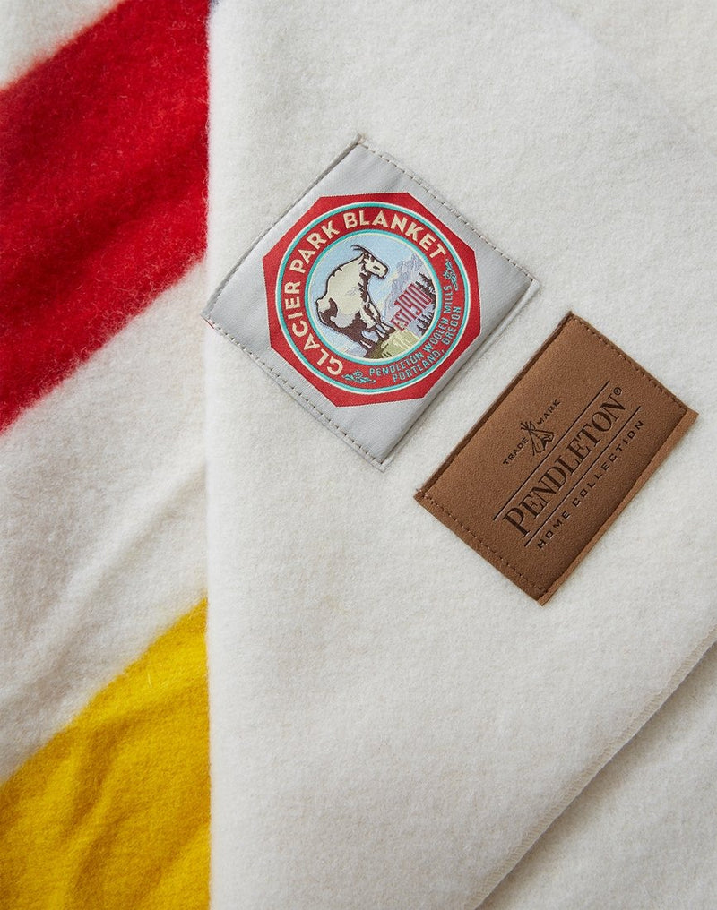 Pendleton - National Park Blanket Cream