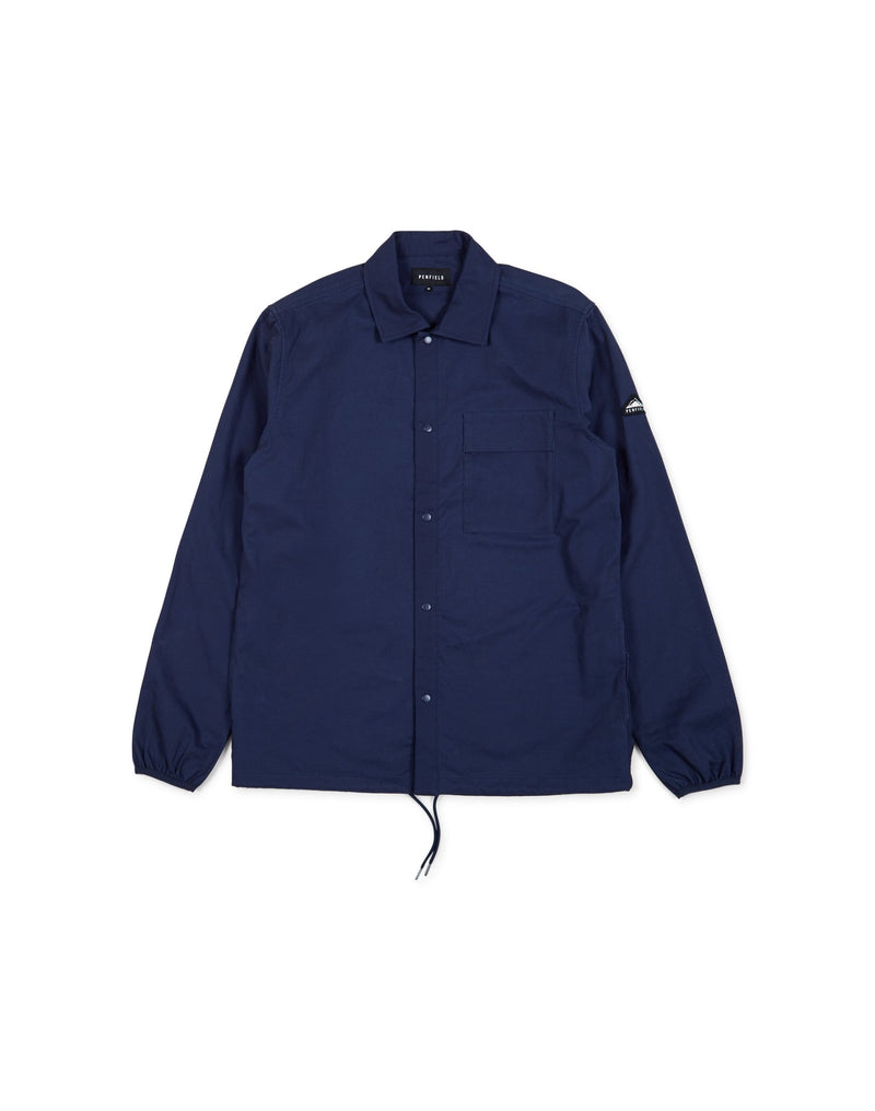 Penfield - Blackstone Twill Shirt Blue