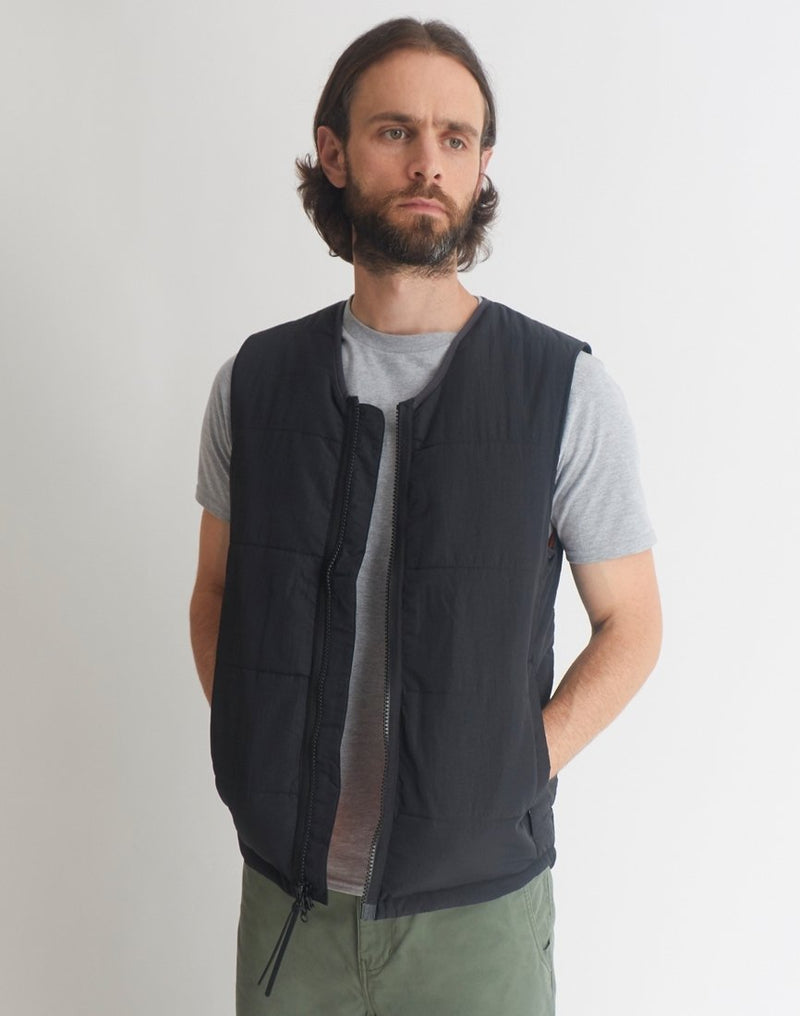 Penfield - Pulse Liner Vest Black