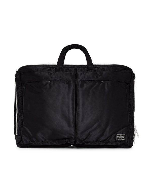 Porter-Yoshida & Co. - Tanker 2 Way Brief Case Black