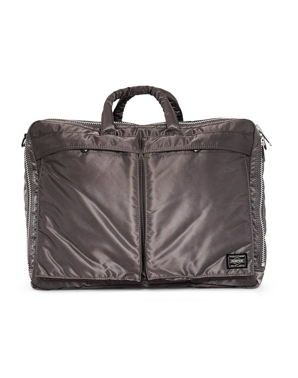 Porter Yoshida & Co. - Tanker 2 Way Brief Case Grey