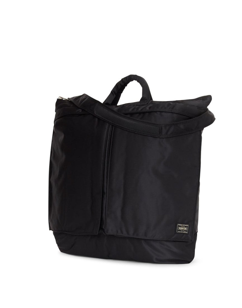 Porter-Yoshida & Co. - Tanker 2 Way Helmet Bag Black