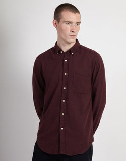 Portuguese Flannel - Teca Shirt Purple