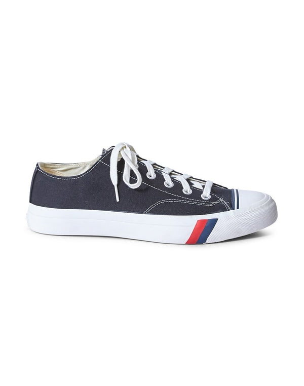 Pro Keds Royal - Lo Classic Canvas Black/White