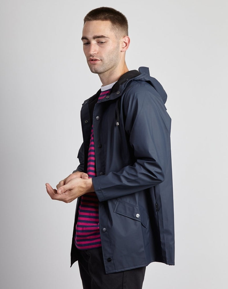 Rains - Jacket Navy