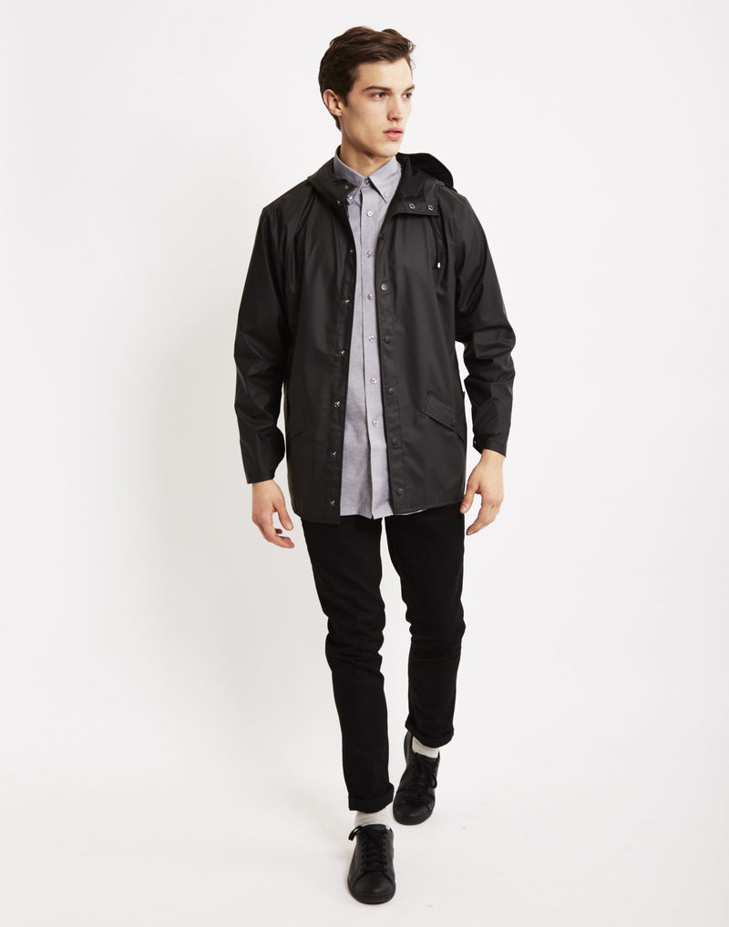 Rains - Jacket Black