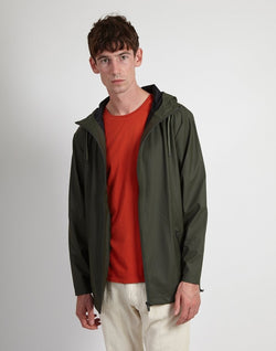Rains - Breaker Jacket Green