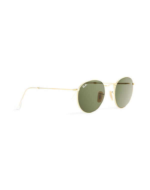 Ray Ban - Round Metal Sunglasses Large RB3447 001