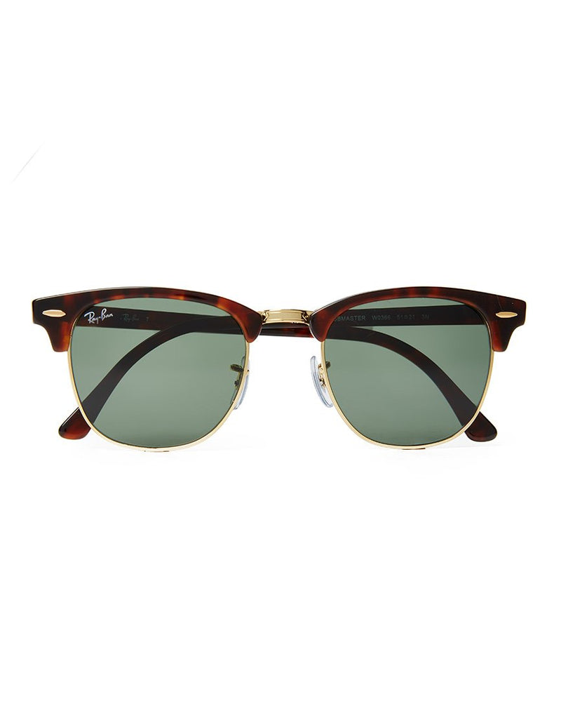 Ray Ban - Iconic Clubmaster Sunglasses RB3016 W0366