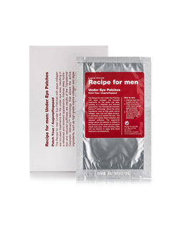 Recipe For Men - Under Eye Patches