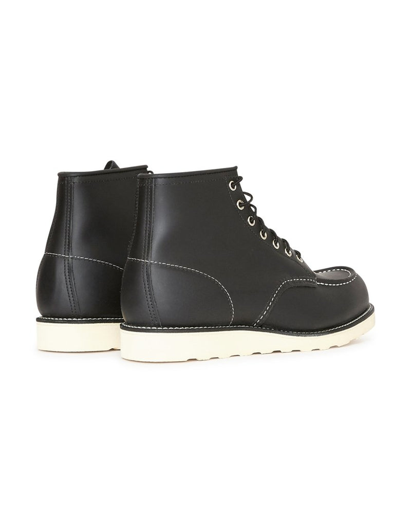 Red Wing - Heritage 6-Inch Classic Moc Toe Leather Black