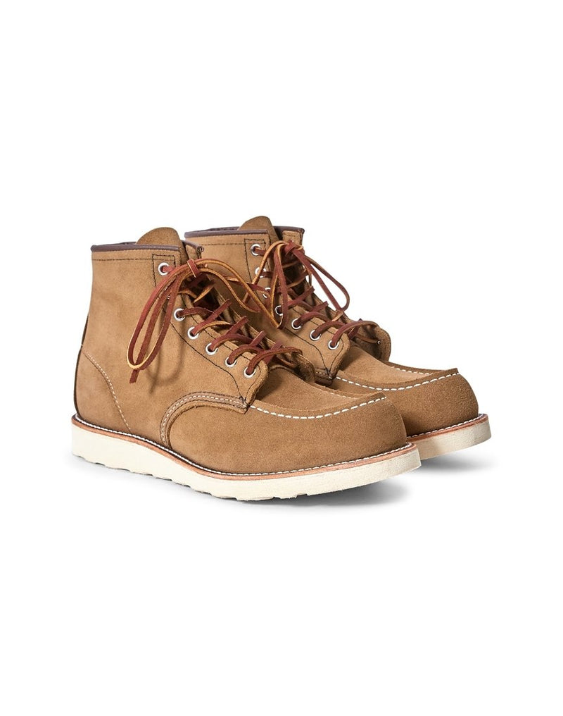 Red Wing - Heritage Classic Moc Toe Leather Olive